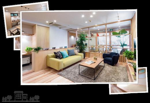 中古マンション・戸建とリノベーションの専門店