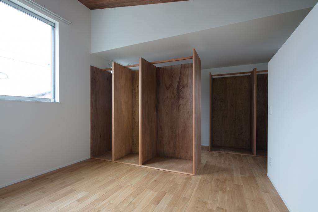 エコヴィレッジnest中台の杜_2階寝室