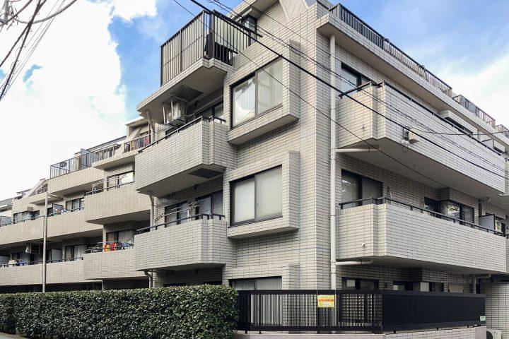 3路線3駅使えるアクセス良好な江古田のマンション