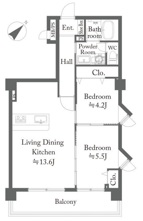 【価格改定】ライオンズマンション北池袋 7階