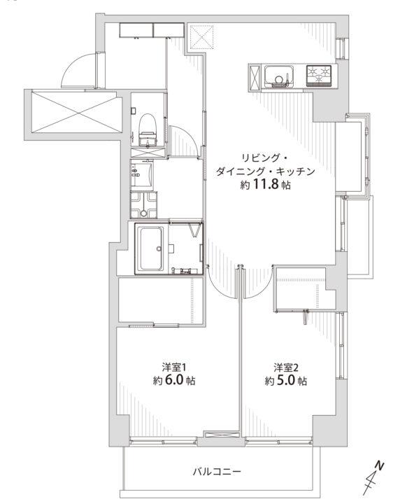 エフズエマナンス 1階