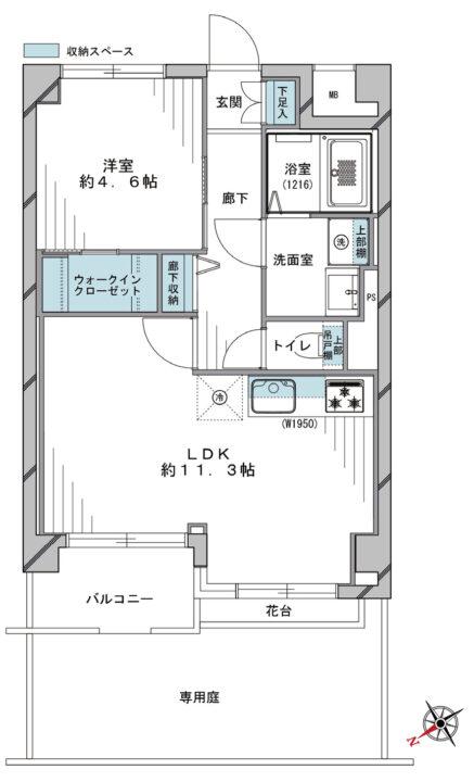 【価格改定】サンコート西荻窪 1階