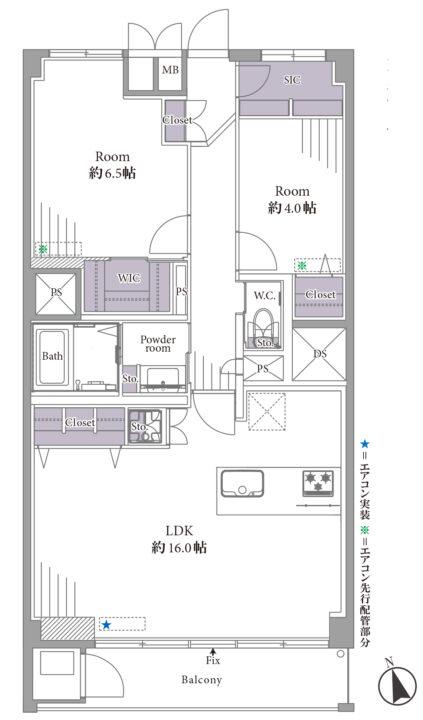 ニュー井の頭マンション 10階