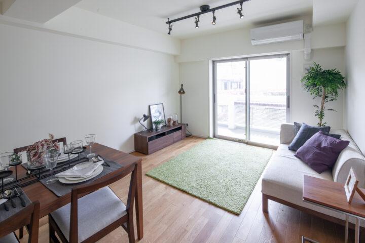 【360°室内画像公開】エコヴィレッジ和光新街区 2階