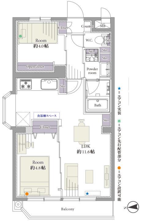 ライオンズマンション下落合 4階