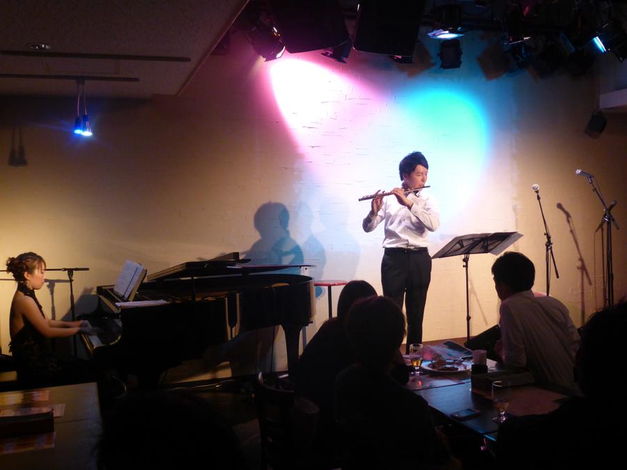ミュージション主催の第1回コンサートを開催しました。